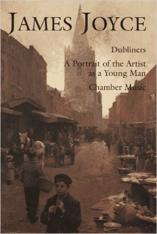 "JAMES JOYCE'S ""DUBLINERS"" AND ""PORTRIAT OF THE A"
