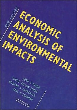 ECONOMIC ANALYSIS AND ENVIRONMENTAL IMPACTS