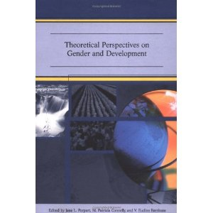 THEORETICAL PERSPECTIVES ON GENDER AND DEVELOPMENT
