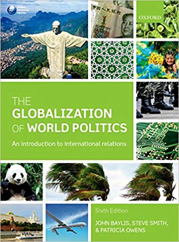 THE GLOBALISATION OF WORLD POLITICS