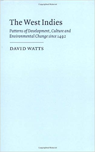 THE WEST INDIES: PATTERNS OF DEVELOPMENT, CULTURE AND ....