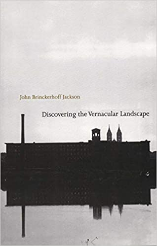 DISCOVERING THE VERNACULAR LANSCAPE