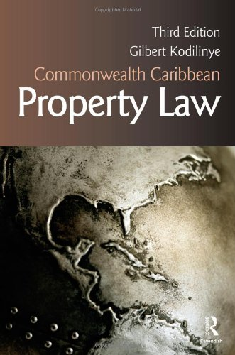 COMMONWEALTH CARIBBEAN PROPERTY LAWS