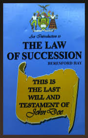 AN INTRODUCTION TO THE LAW OF SUCCESSION
