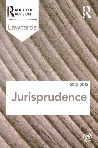 LAW CARDS: JURISPRUDENCE
