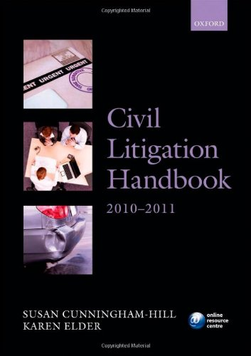 CIVIL LITIGATION HANDBOOK