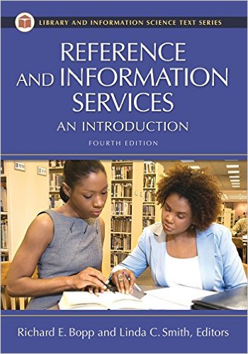 REFERENCE & INFORMATION SERVICES: AN INTRODUCTION