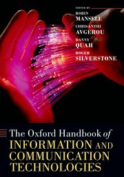 THE OXFORD HANDBOOK OF INFORMATION AND COMMUNICATION ...