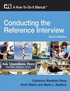 CONDUCTING THE REFERENCE INTERVIEW: A HOW TO DO IT