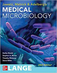 JAWETZ MEDICAL MICROBIOLOGY