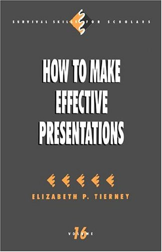 HOW TO MAKE EFFECTIVE PRESENTATIONS