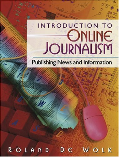 INTRODUCTION TO ONLINE JOURNALISM