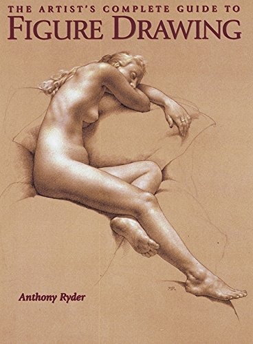 THE ARTIST COMPLETE GUIDE TO FIGURE DRAWING