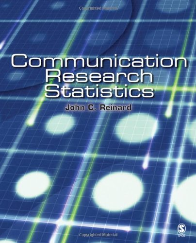 COMMUNICATION RESEARCH STATISTICS