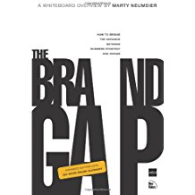 THE BRAND GAP: HOW TO BRIDGE THE DISTANCE BETWEEN BUSINESS..
