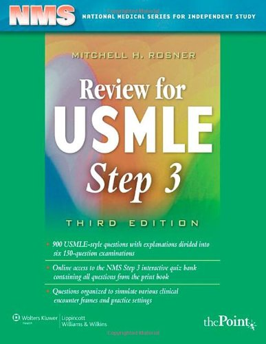 USMLE STEP 3 REVIEW: CLINICAL JUDGMENT