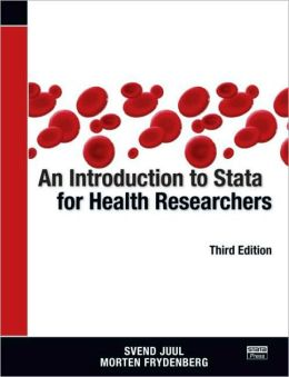 AN INTRODUCTION TO STATA HEALTH RESEARCHERS