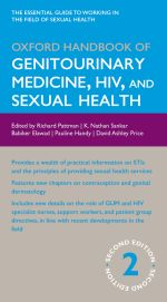 OXFORD HANDBOOK OF GENITOURINARY MEDICINE, HIV AND SEXUAL...