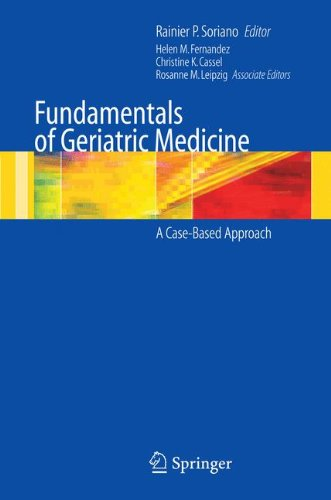 FUNDAMENTALS OF GERIATRIC MEDICINE: A CSAE BASED APPROACH