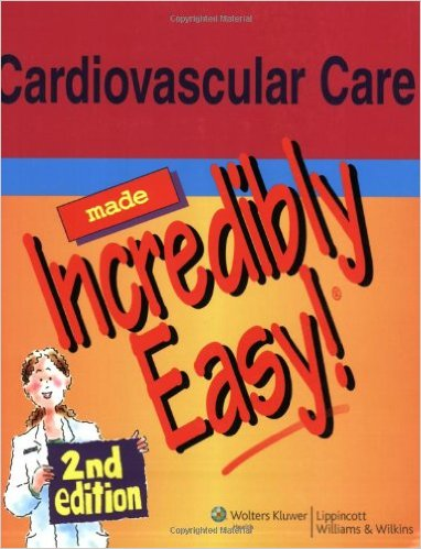CARDIOVASCULAR CARE MADE INDREDIBLY EASY