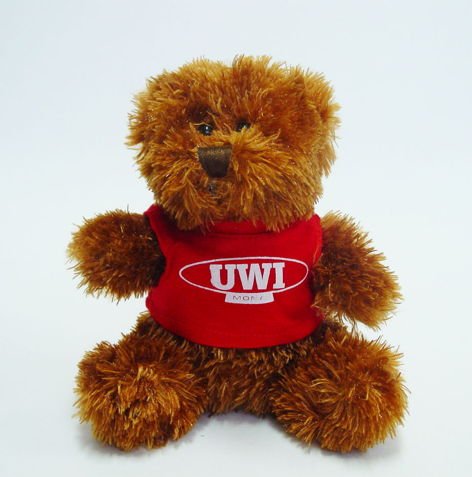 "6"" UWI BENTLEY BEAR"