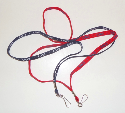 UWI PRINTED LANYARD (NECK STRING)