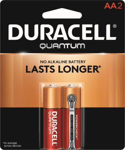 DURACELL - AA (2'S) BATTERY