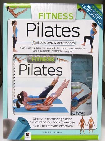 ANATOMY OF FITNESS: PILATES WITH BALL