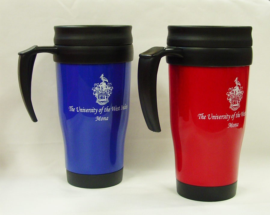 UWI INSULATED TRAVEL MUGS