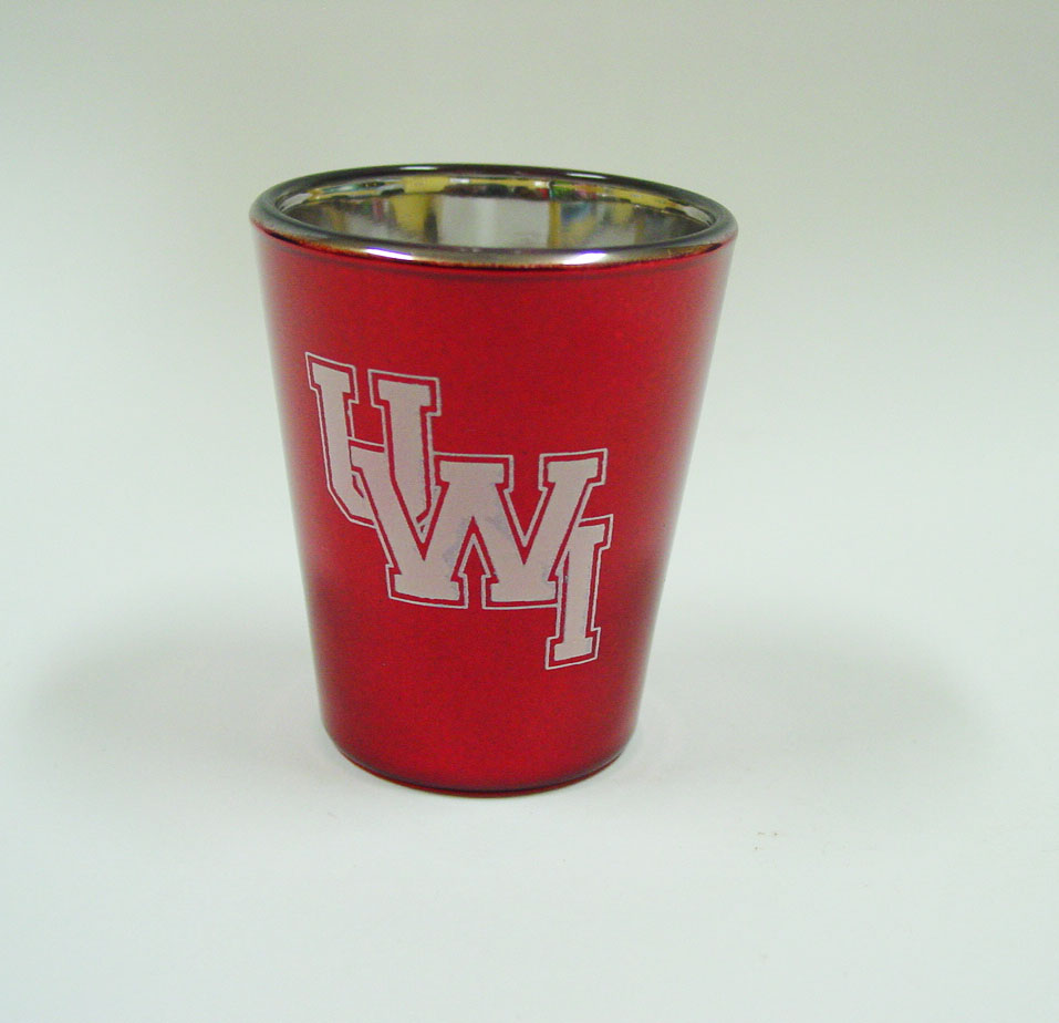 UWI 1.75 OZ SHINY SHOT GLASS