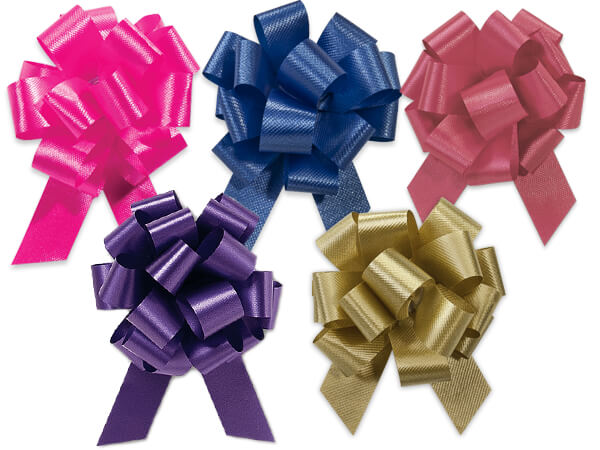 GIFT BOWS - 8""