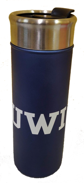 UWI 1OZ JOURNEY VACUUM STAINLESS STEEL TUMBLER