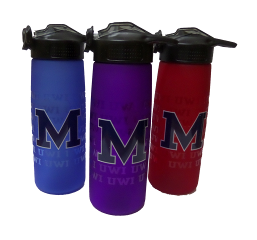 UWI 25OZ FROSTY TRITAN WATER BOTTLE