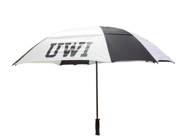 SQUARE AUTO OPEN VENTED GOLF UMBRELLA