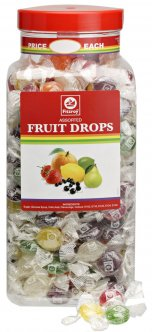 FITZROY ASSORTED FRUIT DROPS