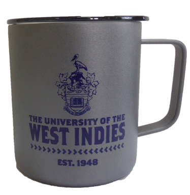 UWI 14ozs COPPER VACUUM INSULATED CAMPER MUG