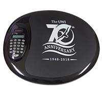 UWI 70TH ANNIVERSARY MOUSE PAD WITH CALCULATOR