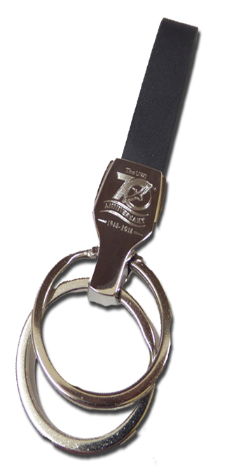 UWI 70TH ANNIVERSARY DETACHABLE KEY CHAIN