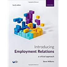 INTRODUCING EMPLOYMENT RELATIONS - A CRITICAL APPROACH