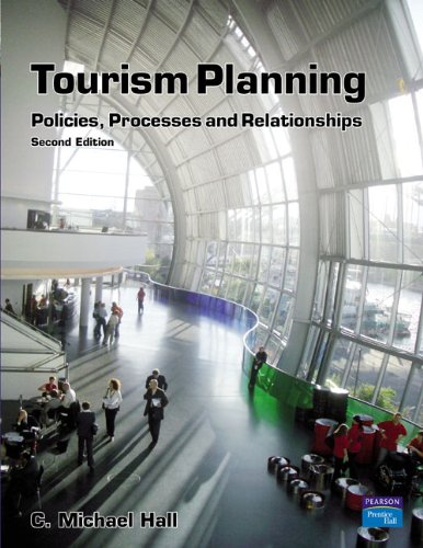 TOURISM PLANNING: POLICIES, PROCESS