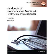 HANDBOOK OF INFORMATICS FOR NURSES AND HEALTH CARE PROFESSIO