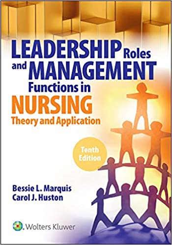 LEADERSHIP ROLES AND MANAGEMENT FUNCTION IN NURSING...