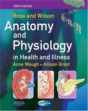 ANATOMY AND PHYSIOLOGY FOR HEALTH AND ILLNESS