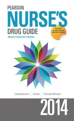NURSE'S DRUG GUIDE 2018