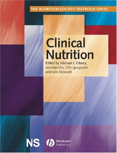 CLINICAL NUTRITION (THE NUTRITION SOCIETY TEXTBOOK)