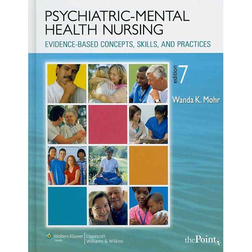 PSYCHIATRIC-MENTAL HEALTH NURSING: EVIDENCE-BASED CONCEPTS