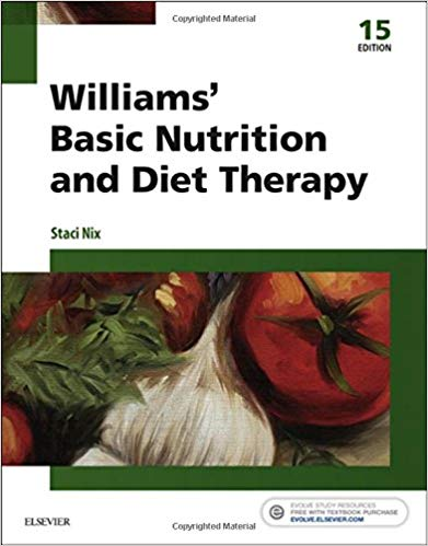 WILLIAM'S BASIC NUTRITION AND DIET THERAPY