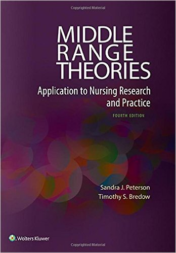 MIDDLE RANGE THEORIES: APPLICATION TO NURSING PRACTICE