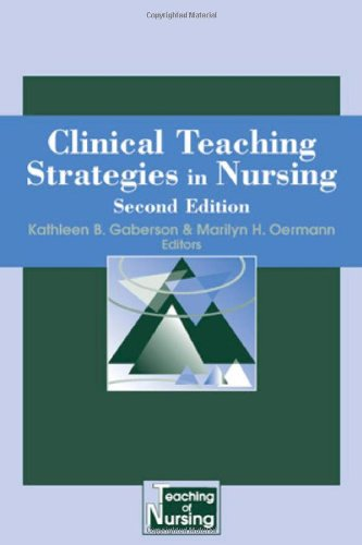 CLINICAL TEACHING IN NURSING EDUCATION