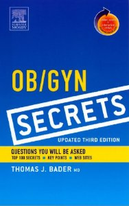 OBSTETRICS & GYNAECOLOGY SECRETS